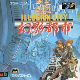 Genei Toshi - Illusion City [MCD - Used Good Condition]