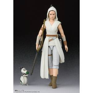 STAR WARS: The Rise of Skywalker - Rey & D-O [SH Figuarts]