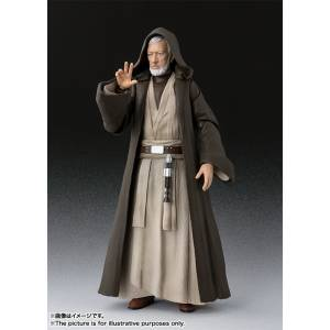 STAR WARS: A New Hope - Obi-Wan Kenobi / Ben Kenobi Reissue [SH Figuarts]