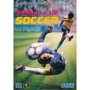 World Cup Soccer [Mega Drive - occasion]