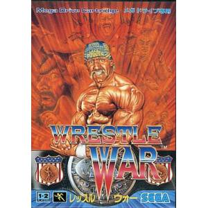 Wrestle War [MD - Used Good Condition]
