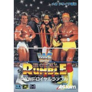 WWF Royal Rumble [MD - Used Good Condition]