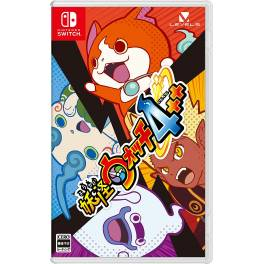 Yo-kai Watch 4 ++ [Switch]