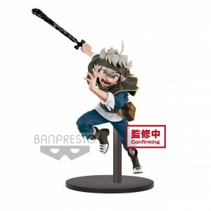 Black Clover - DXF Figure - Asta Version A [Banpresto]