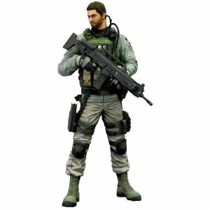Biohazard / Resident Evil - Chris Redfield [Capcom]