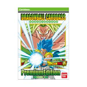 Dragon Ball Carddass - Movie Dragon Ball Super Broly Episode Set [Trading Cards]