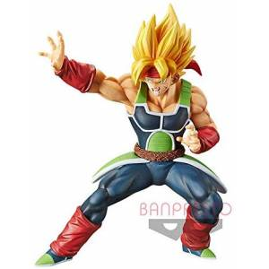 Dragon Ball Z - The Famous Low-class Warrior Bardock [Banpresto] [Used]