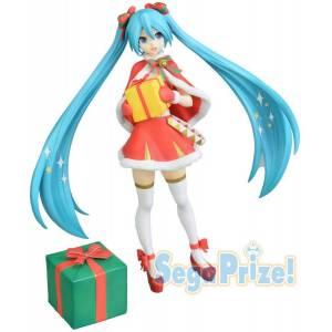 Hatsune Miku - Super Premium Figure - Hatsune Miku Christmas 2019 [Sega]