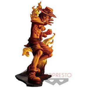 One Piece Stampede - Brotherhood III - Portgas D Ace [Banpresto] [Used]