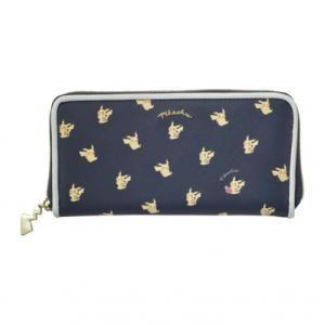 Pokemon - Wallet Pikachu Razz Berry [Clothes/Goods - POKEMON CENTER]