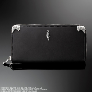 Final Fantasy VII Remake - Long Wallet Sephiroth [Goods/Square Enix limited]