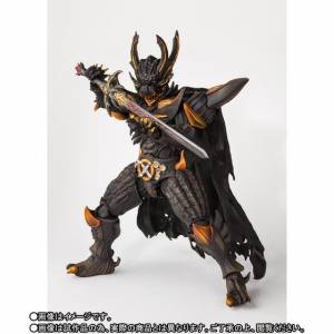 Garo - Dark knight Kiba Limited Edition [SH Figuarts]