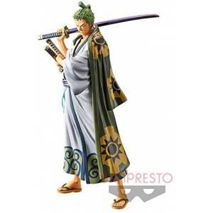 One Piece - DXF Grandline Wano Kuni Vol.2 - Zoro [Banpresto] [Used]
