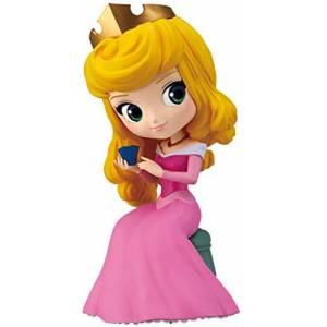 Q posket Disney Characters - Princess Aurora [Banpresto] [Used]