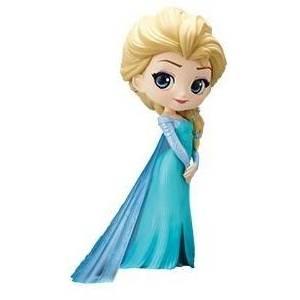 Q posket Disney Characters - Elsa Normal Version [Banpresto] [Used]