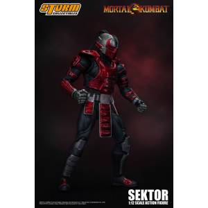 Mortal Kombat - Sektor [Storm Collectibles Toys]