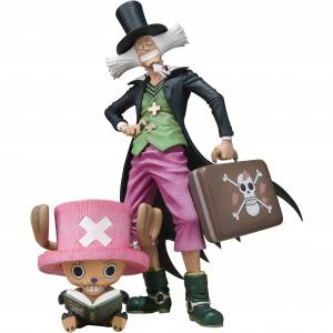 One Piece - Tony Tony Chopper & Dr. Hiluluk [Figuarts Zero]