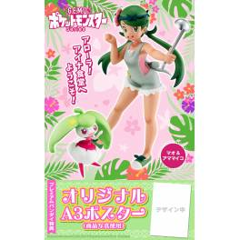 Pokemon - Mallow & Steenee Limited A3 Poster Limited Set [G.E.M.]