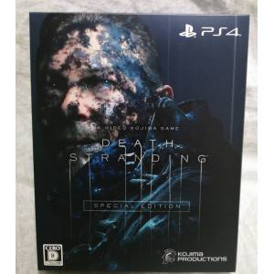 DEATH STRANDING - Special Edition [PS4]