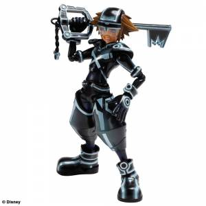Kingdom Hearts 3D Dream Drop Distance - Sora (Tron Legacy Ver.) [Play Arts Kai]
