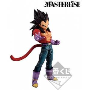 Ichiban Kuji - Dragon Ball The Greatest Saiyan C Prize Super Saiyan 4 Vegeta [Banpresto] [Used]