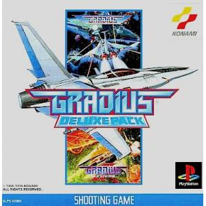 Gradius Deluxe Pack [PS1 - Used Good Condition]