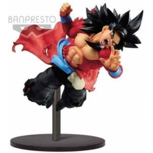 Super Dragon Ball Heroes - 9th Anniversary Figure SS4 Sangoku [Banpresto]