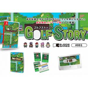 Golf Story First Press Edition (English Included) [Switch]