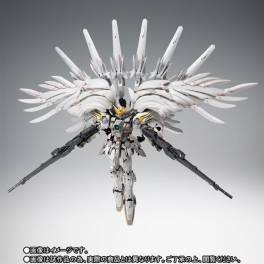 Gundam W - XXXG-00YSW Wing Gundam Snow White Prelude Limited Edition  [GUNDAM FIX FIGURATION METAL COMPOSITE]