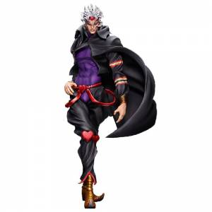 JoJo's Bizarre Adventure Part3-34-DIO Second[Statue Legend]