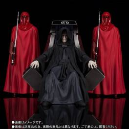 STAR WARS:Return of the Jedi - Emperor Palpatine -Death Star II Throne Room Set-  Limited Edition [SH Figuarts]