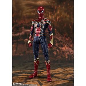 Avengers Endgame - Iron Spider FINAL BATTLE Edition [SH Figuarts]
