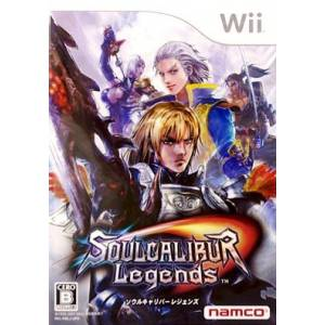 Soul Calibur Legends [Wii - Used Good Condition]