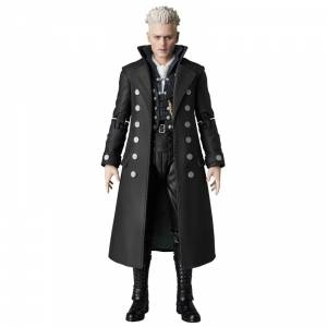 Fantastic Beasts the Crimes of Grindelwald - Grindelwald  [Mafex]