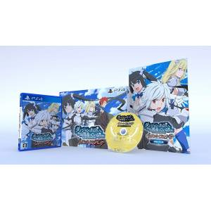 Is It Wrong to Try to Pick Up Girls in a Dungeon? Infinite Combate Limited Edition [PS4]