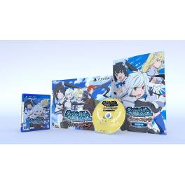 Is It Wrong to Try to Pick Up Girls in a Dungeon? Infinite Combate Limited Edition [PSVita]
