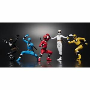 Ninja Sentai Kakuranger Bandai Premium Limited Edition [HG]