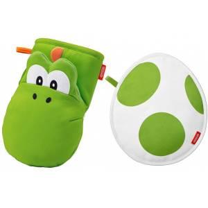 Super Mario Home & Party Pot-holder (Yoshi) [Goods]