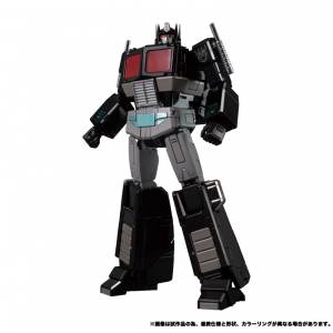 Transformers Masterpiece MP-49 Black Convoy [Takara Tomy]