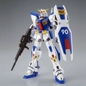 Gundam F90 Plastic Model Limited Edition [1/100 MG / Bandai]