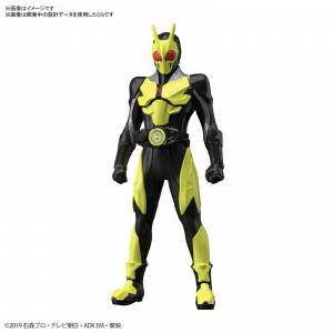 Kamen Rider ZERO-ONE Rising Hopper Plastic Model [ENTRY GRADE / Bandai]