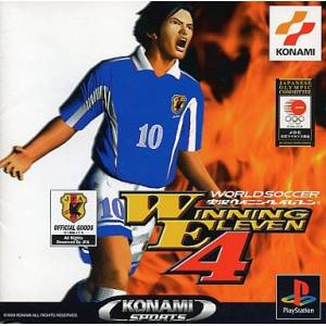 World Soccer Jikkyou Winning Eleven 4 / ISS Pro Evolution [PS1 - occasion BE]