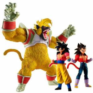 Dragon Ball GT - Great Monkey / Great Ape Awakening Set Bandai Premium Limited Edition [HG]