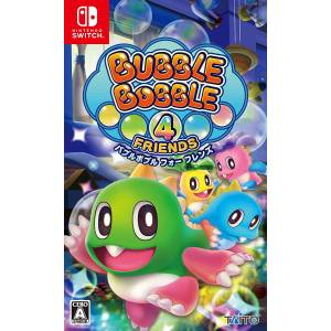 Bubble Bobble 4 Friends - Standard Edition [Switch]