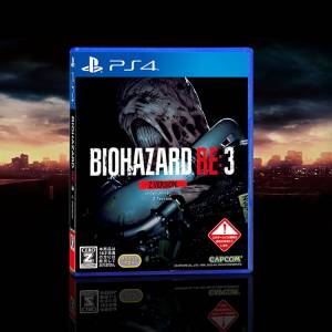 Resident Evil 3 / BIOHAZARD RE:3 Z Version - Standard Edition (Multi Language) [PS4]