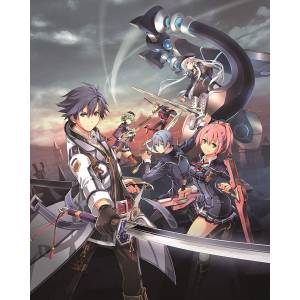THE LEGEND OF HEROES: TRAILS OF COLD STEEL III / EIYUU DENSETSU: SEN NO KISEKI III - Standard Edition [Switch]