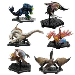 Monster Hunter Standard Model Plus Vol.16 - 6 Pack BOX [Capcom Figure Builder / CFB]