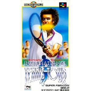 International Tennis Tour [SFC - Used Good Condition]