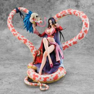 One Piece - Neo-MAXIMUM Boa Hancock & Salome Limited Edition [Portrait Of Pirates] [Used]