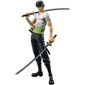 One Piece Neo-DX - Roronoa Zoro 10th Limited Ver. [Portrait Of Pirates] [Used]